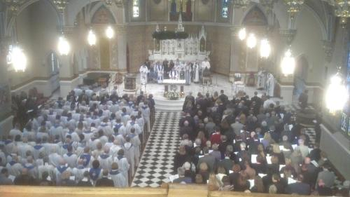 "The Funeral of the Rev. Paul ""Chip"" Gunsten by The Rev. David Delaney, Ph.D"