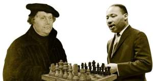 Martin Luther v. MLK - One day only!