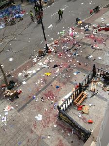 Boston Marathon bombing aftermath