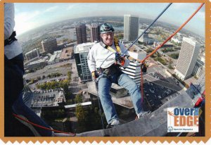 "Going ""over the Edge"" in 2012"