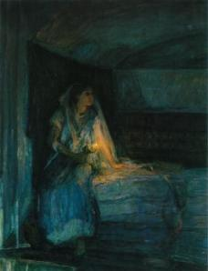 Mary (1914), by Henry Ossawa Tanner