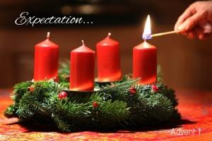 advent 1.expectation